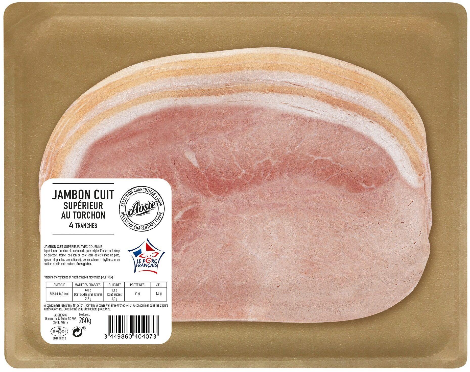 Jambon supérieur - Produit - fr