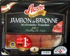 Jambon de Bayonne, Grandes Tranches - Product