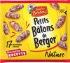 Saucisson Petits Bâton De Berger Nature 100g - Product
