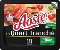 Quart Tranché - Prodotto - fr