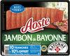 Plateau de jambon de Bayonne - Produit