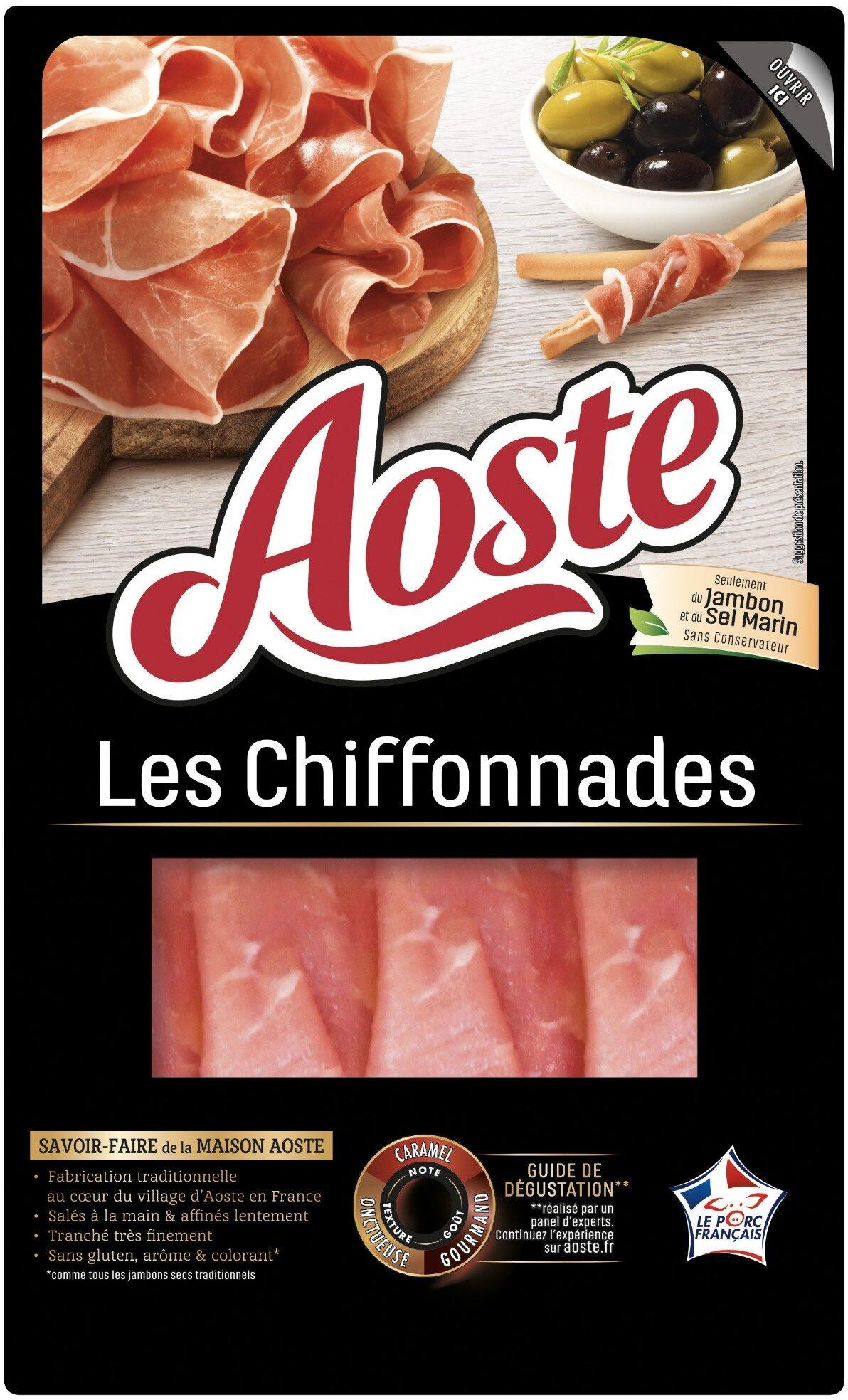 Les Chiffonnades - Aoste - Produit - fr