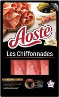 Les chiffonnades - Jambon au sel marin - Produit - fr