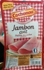 Jambon cuit petites tranches - Product