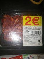 Lamelles de Chorizo - Prodotto - fr