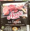 Les Tapas - Jambon Serrano Chorizo et Lomo. - Produit