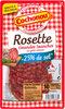 Rosette grande tranche - Product