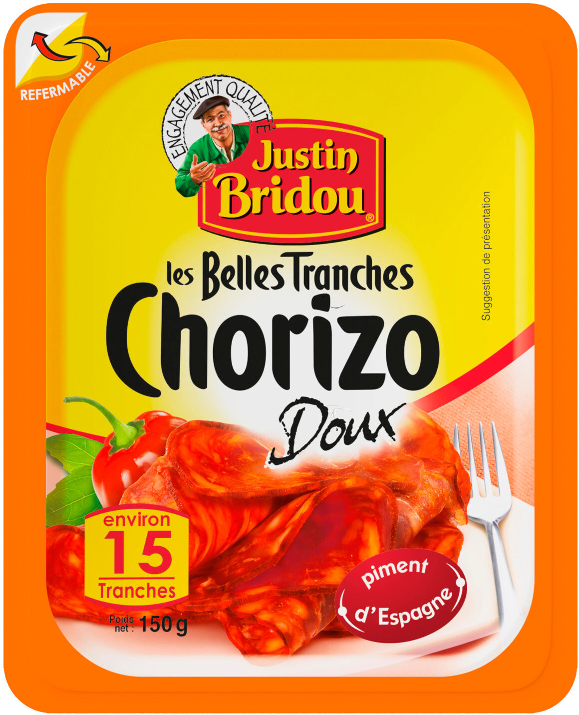 Chorizos - Prodotto - fr