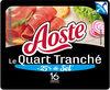 Le Quart Tranché -25% de sel - Aoste - Produit