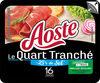 Le Quart Tranché -25% de sel - Aoste - Prodotto