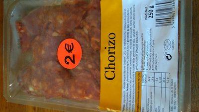 Chorizo - Prodotto - fr