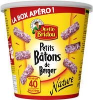 La box apéro - Petits Bâtons de Berger Nature - Producto - fr