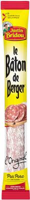 Le Bâton de Berger - saucisson sec qualité supérieure - Product - fr