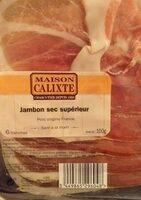 Jambon sec Supérieur - Produit - fr