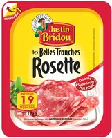 Les belles tranches de rosette - Producto - fr
