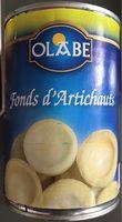 Fonds d'artichauts - Product - fr