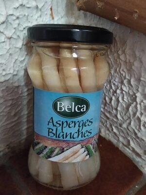 Asperges blanches belca - Produit - fr