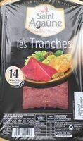 Les tranches Saint Agaunes - Produit - fr