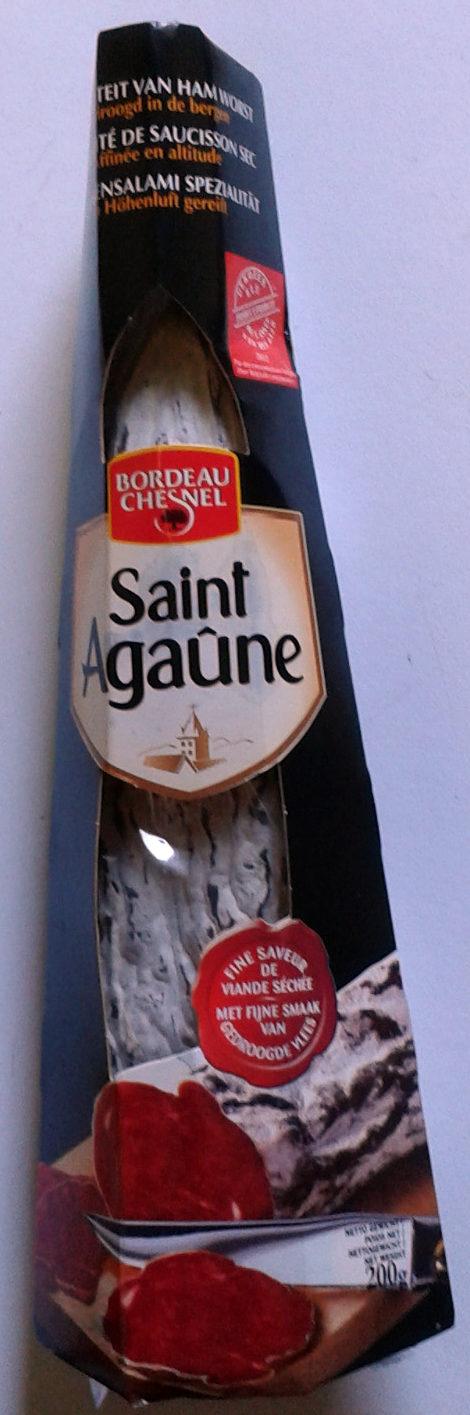 Saint Agaûne - Produit