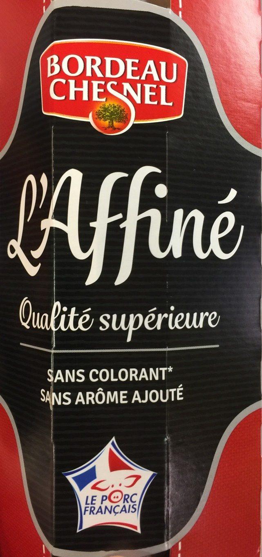 L'affiné - Produit - fr