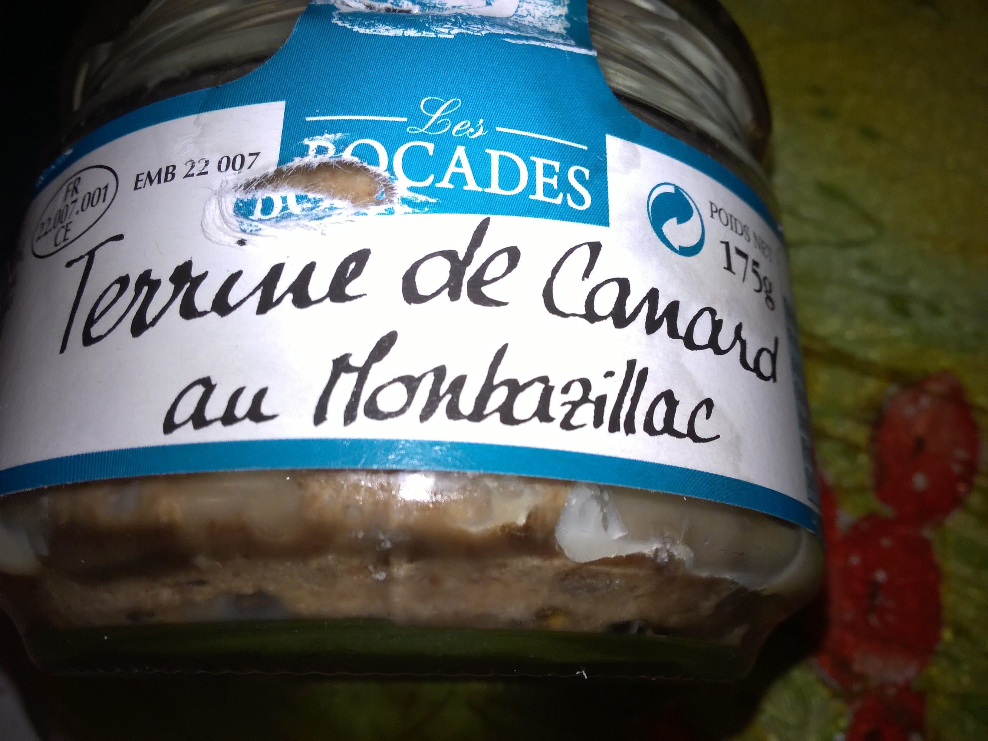 Terrine de Canard au Monbazillac - Product - fr