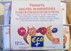 Yaourts sucrés aromatisés - Product