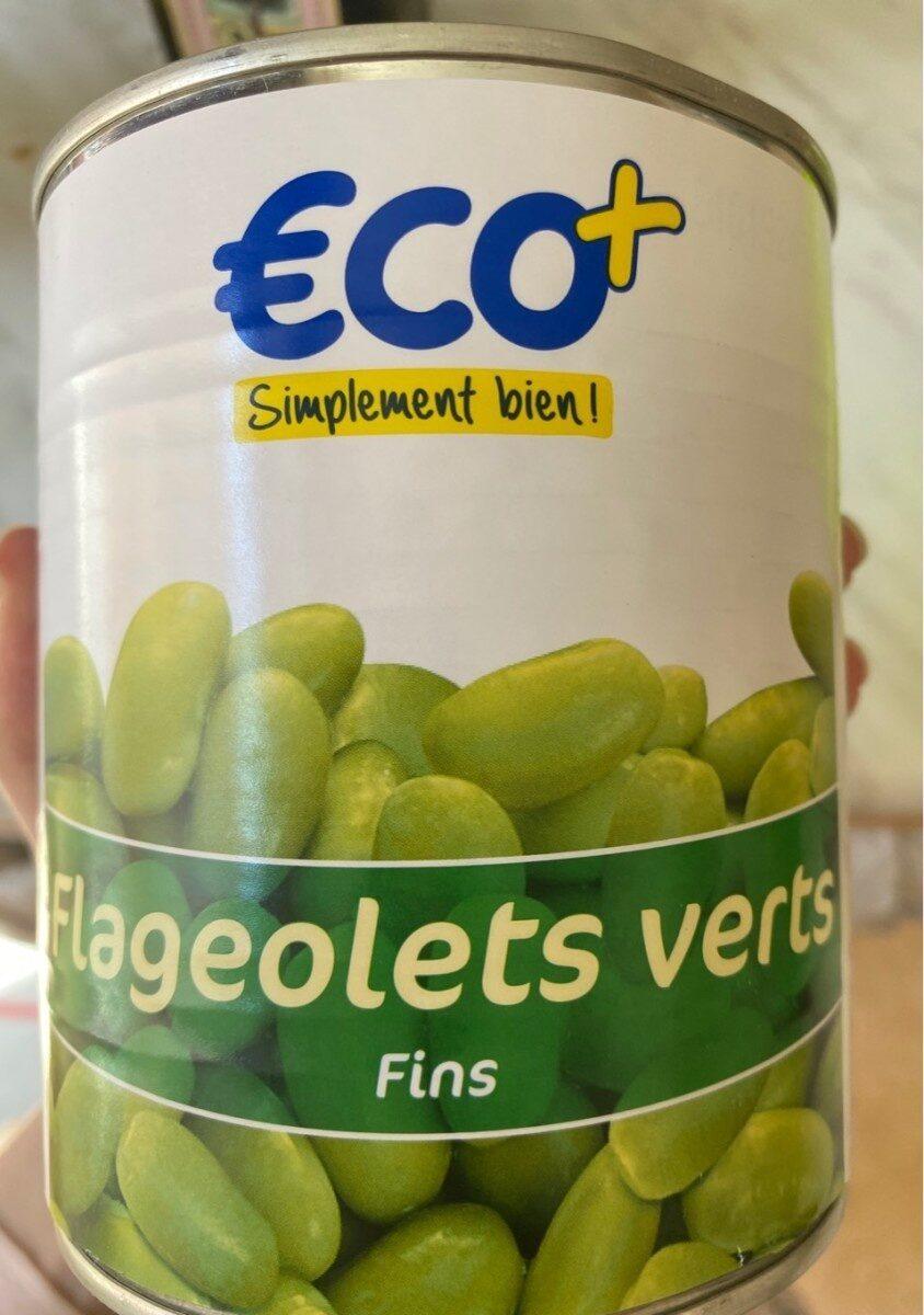 Flageolets vert éco+ - Produit - fr