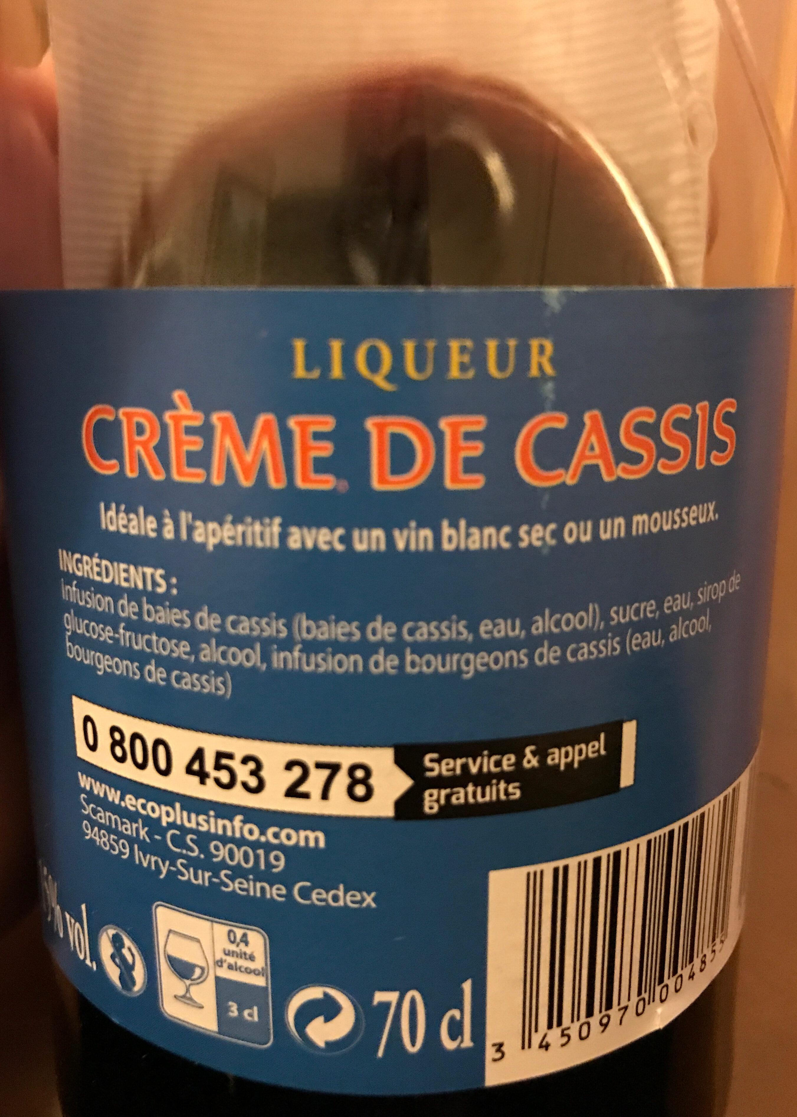 Creme De Cassis