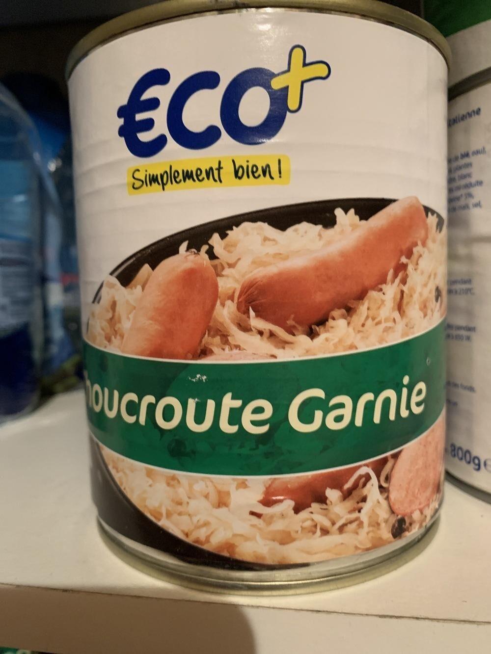 Choucroute Garnie ECO+ - Produit - fr