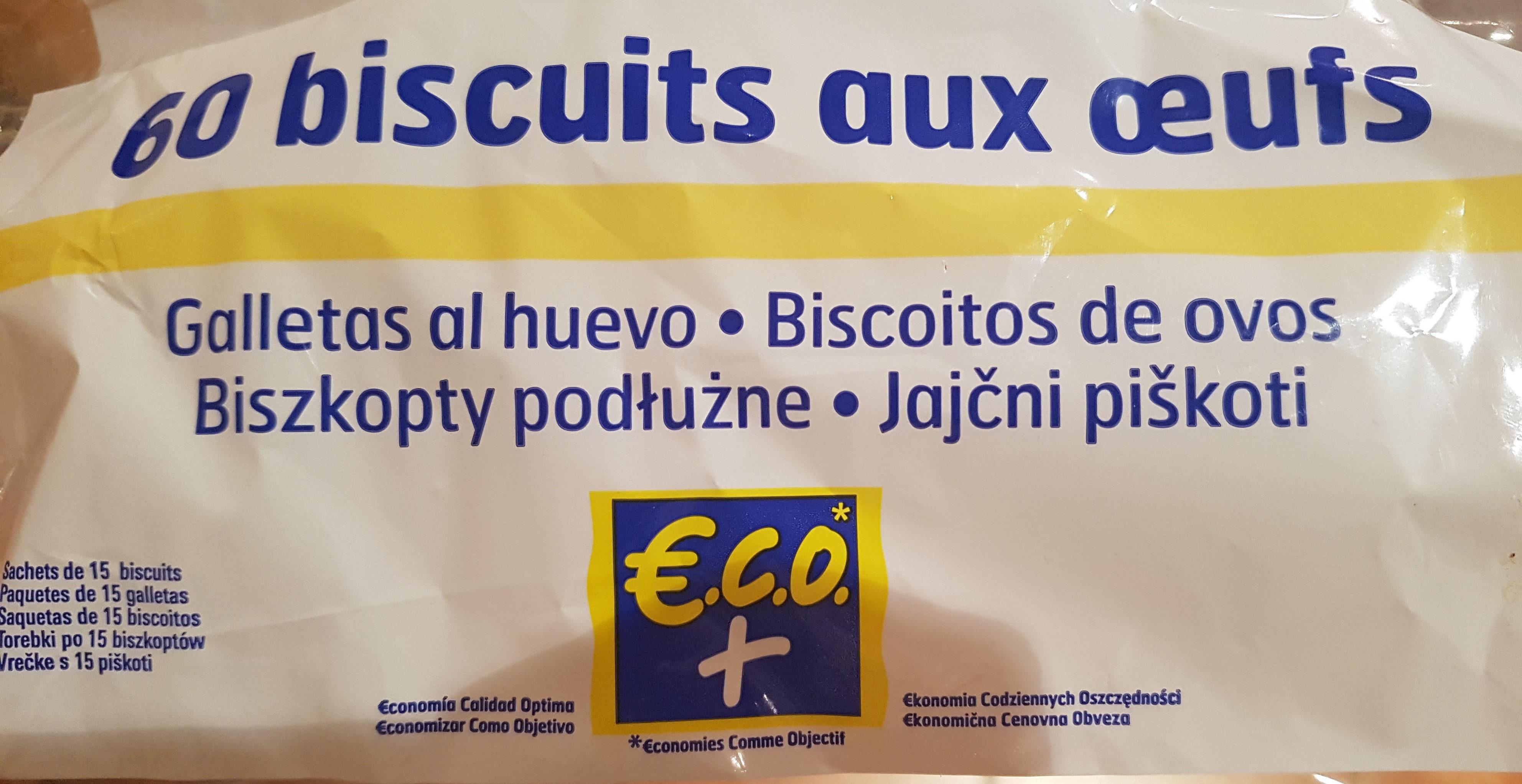 Boudoirs 400G Eco+ - Produkt - fr