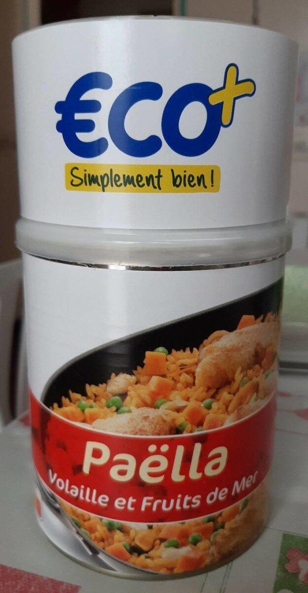 Paëlla (Volaille et Fruits de mer) - Produit - fr