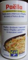 Paëlla (Volaille et Fruits de mer) ECO+ - Produkt - fr