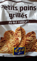 PAINS GRILLES BLE COMPLET - Product