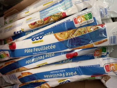 Pâte Feuilletée - Product - en