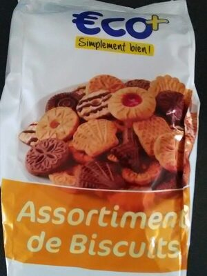 Assortiment de Biscuits - Produit