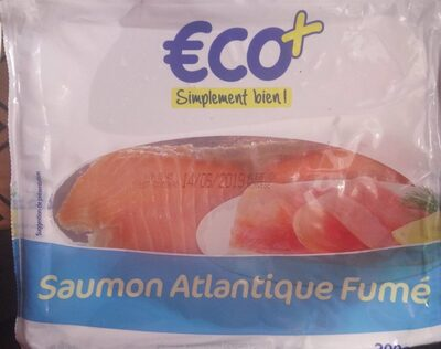 Saumon Atlantique Fume - Produit - fr