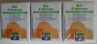 Jus d'Orange à base de jus concentré - Product - fr