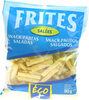 FRITES SALEES - Product