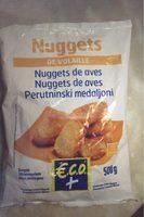 Nuggets De Volailles - Produit - fr