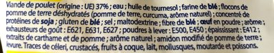 Nuggets De Volailles - Ingrédients - fr