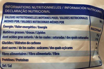 Nuggets De Volailles - Informations nutritionnelles - fr