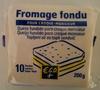 Fromage fondu pour croque-monsieur - Produit