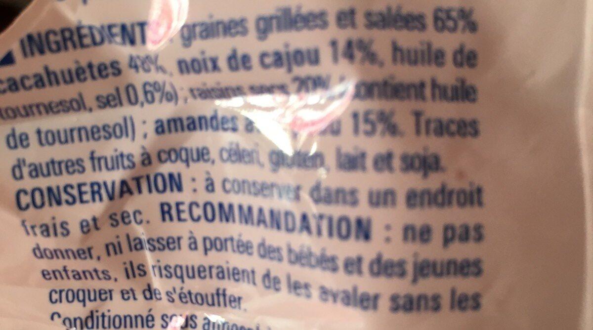 Melange de Graines et de Raisins 200G Eco+ - Ingrediënten