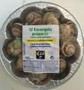 12 escargots préparés recette à la Bourguignonne - Produit