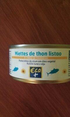 Miettes de thon listao - Prodotto - fr