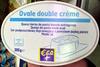 Ovale double crème - Produit