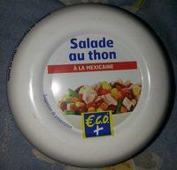 Salade au thon a la mexicaine - Product - fr