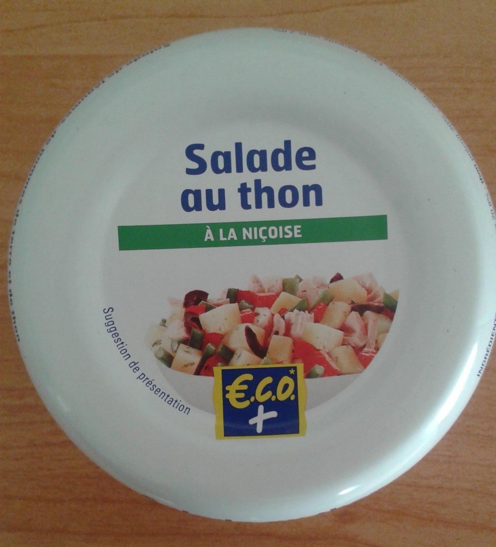 Salade Thon Niçoise - Produit