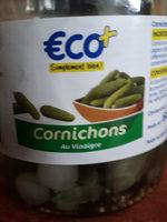 Cornichons Au vinaigre - Produit - fr