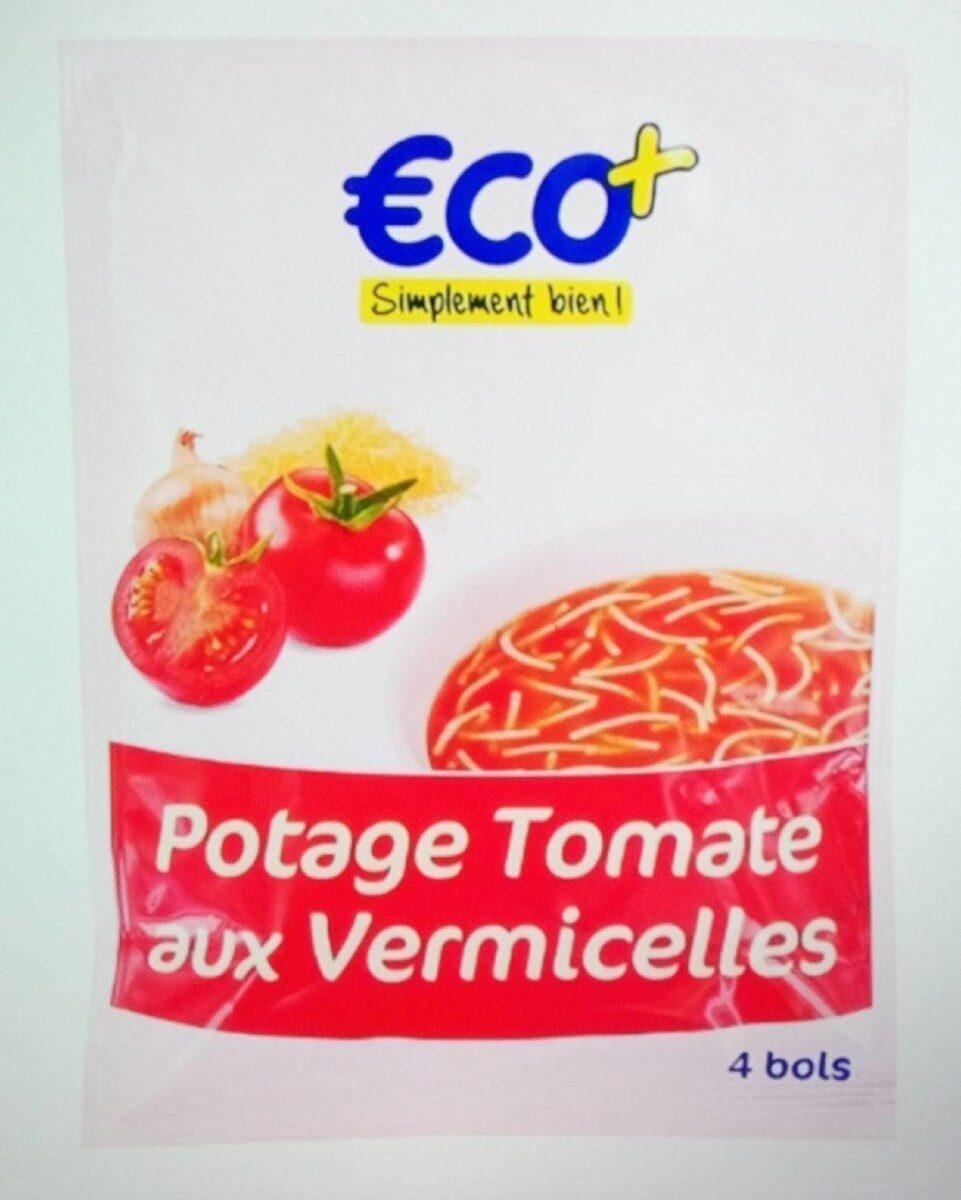Potage tomate aux vermicelles - Produit - fr